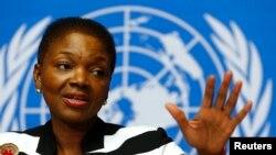 Pimpinan urusan kemanusiaan PBB, Valerie Amos (Foto: dok).