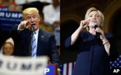 Both Republican Donald Trump and Democrat Hillary Clinton have condemned the France terror attack.
