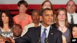 اوباما: سیستم مهاجرت ایالات متحده 'شکسته' است