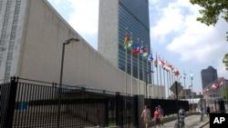 Штаб-квартира ООН в Нью-Йорке, США (архивное фото)
