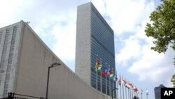 미국 뉴욕의 유엔본부. (자료사진)