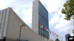 联合国总部大楼。(资料照片)