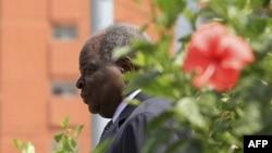 Tổng thống Kenya Mwai Kibaki