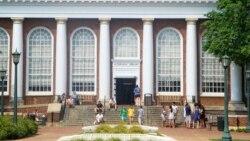 [지성의 산실, 미국 대학을 찾아서 오디오] 버지니아대학교(2)