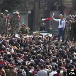 Unjuk rasa di Mesir sudah berlangsung sejak Selasa (1/25) dan hingga Minggu (1/30) telah tercatat lebih dari 100 tewas.