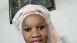Mali: Mme Cisse Haby, be kouma Mali djamana kono, geuleya kan.
