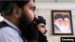 طالبان در تهران - آرشیو
