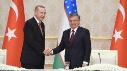 Mirziyoyev va Erdog'an strategik hamkorlar bo'lmoqchi
