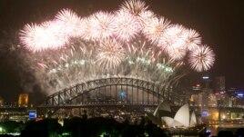 Bota feston Vitin e Ri