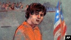 Dzhokhar Tsarnaev se declaró no culpable de las 30 acusaciones frente a la jueza Marianne Bowler.