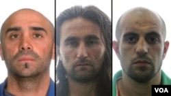 3 nghi can khủng bố bị bắt ở Tây Ban Nha