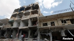 El conflicto en Siria ha dejado 70 mil muertos, ciudades destruidas y 2,5 millones de desplazados.