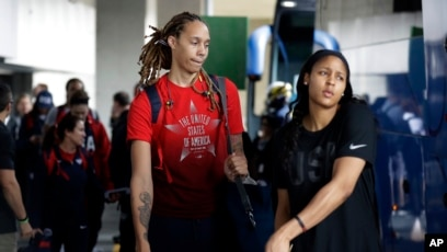 38f4751bc US Women s Basketball Team Aims for More Olympic Gold