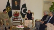 army chief general raheel met with PM Nawaz Sharif