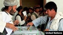 ټاکل شوې افغان ولسمشریزې ټاکنې سبا شنبه د ميزان پر شپږمه تر سره شي