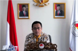 Kepala Pusat Pelaporan dan Analisa Transaksi Keuangan (PPATK) Dr Dian Ediana Rae. (Foto: VOA/Nurhadi)