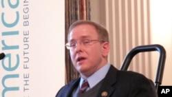 众议员朗之万创立了众议院网络安全事务议员团