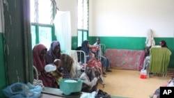 摩沙迪加地區霍亂疫情加重。