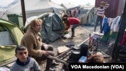 """Здравкин: """"Во Идомени, гумени чизми и тенџере се привилегија!"""""""