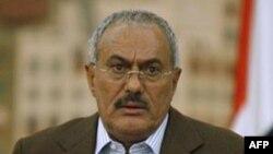 Tổng thống Saleh đã thảo luận về cuộc khủng hoảng với Đại tướng al-Ahmar, vị tướng đã ngã về phe đối lập và phái binh sĩ đến bảo vệ người biểu tình đòi dân chủ