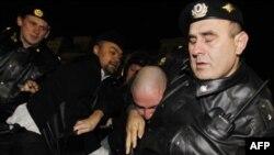Московская полиция разогнала демонстрацию протеста