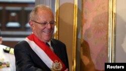 """""""La grâce est une prérogative du président. Point final"""", affirment les autorités de Lima."""