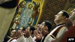 Pravoslav xristianlar Milad bayramını qeyd edirlər