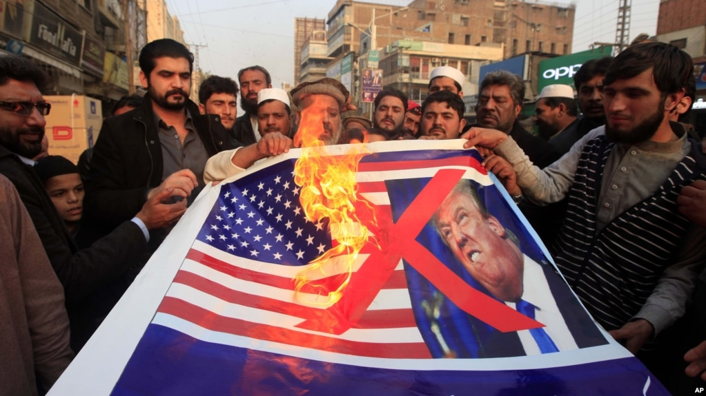 Image result for Trump's Muslim aide hopeful for improvement in Pakistan-U.S relations