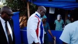 Moto moko amonani na coronavirus na Kinshasa