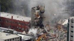 نخست وزير نيوزلند: دست کم ۶۵ نفر در زلزله کرايس-چرچ کشته شدند