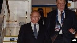 克里姆林宫否认俄罗斯总统普京提前离开20国集团峰会