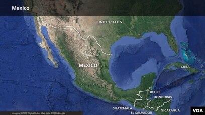 Pacific Mexico Map.Tropical Storm Tara Soaking Mexico S Central Pacific Coast