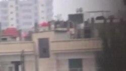 叙利亚周五抗议前五人被军队打死