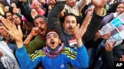 埃及局勢仍然混亂。