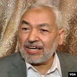 Rachid Ghannouchi, lider Ennahdha partije