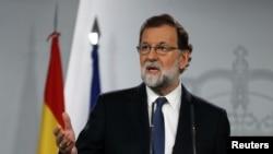 PM Spain Mariono Rajoy.