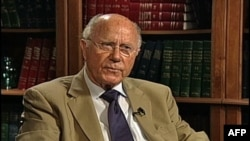De Borgrov: Libija će teško očuvati jedinstvo