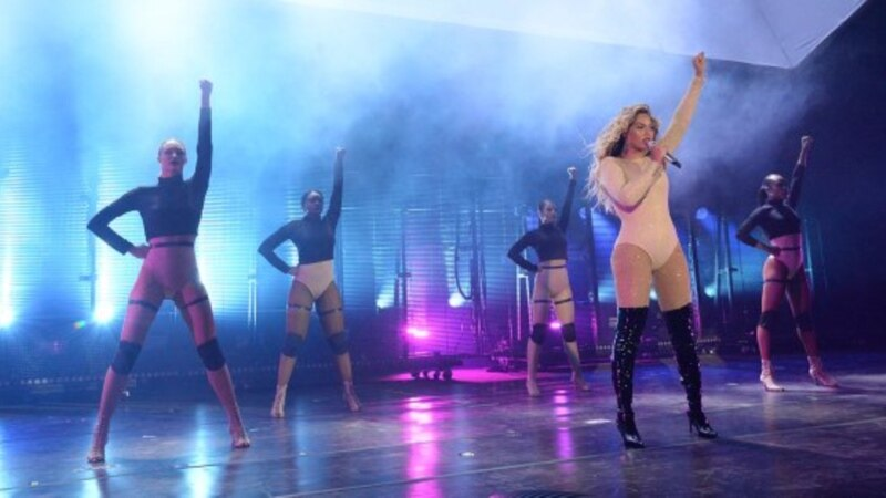 Beyoncé, star du concert pour le centenaire de la naissance de Mandela
