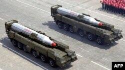 ایالات متحده: یک شرکت چینی قطعات موشکی به کره شمالی فروخته است