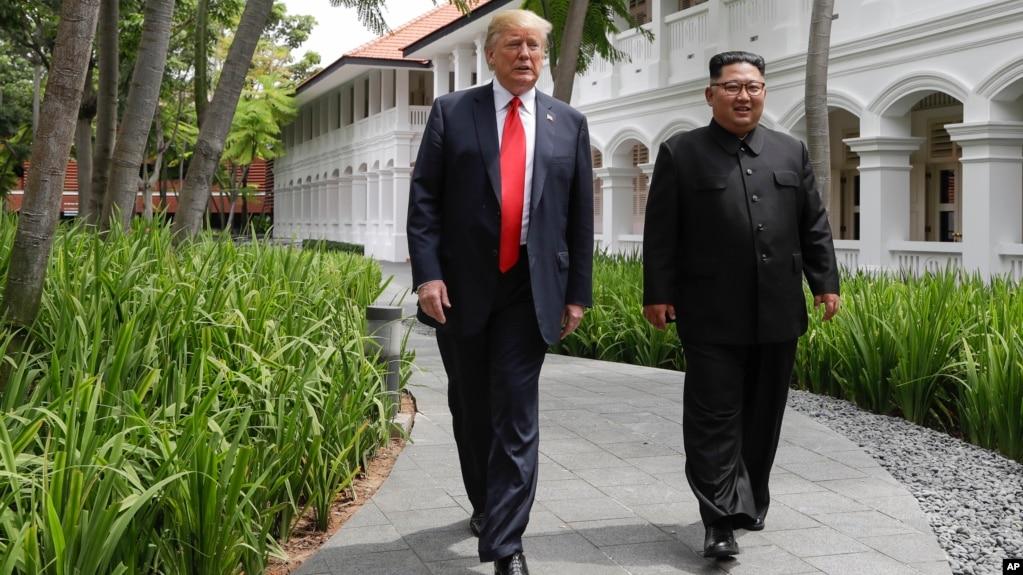 Teksti i plotë i deklaratës së përbashkët nga takimi SHBA – Koreja e Veriut