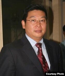 民运人士、哈佛大学学者杨建利
