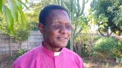 Bishop Ignatius Makumbe, Diocess of Central Zimbabwe