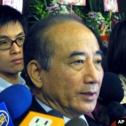 台灣立法院長王金平