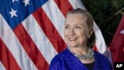 Хиллари Клинтон в Египте