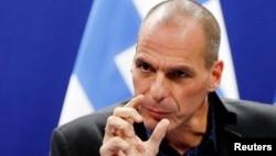 希腊财政部长亚尼斯·瓦鲁法基斯