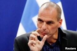 Yunanistan Maliye Bakanı Yannis Varufakis