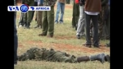 Cattle raiders kill 30 policemen in remote Samburu region in north of Kenya