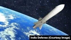 Kombora la kutungua silaha angani la India