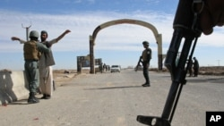 چارواکي وايي دامهال یوازي د مارجې ولسوالۍ د ولسوالۍ دفتر او امنیه قومنداني د افغان قواوو سره ده.