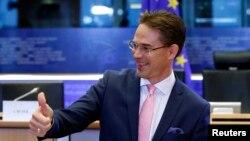 歐盟委員會副主席卡泰寧資料照。